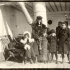 Children on board ship to Australia. c.1910
