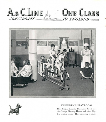 A & C Line children's playroom