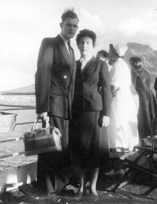 Bill and Pat Wright