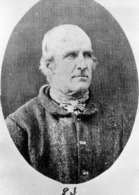 William Curtis, convict transported on the 'Anson'.