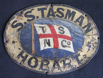 Tasmanian Steam Navigation Company 塔斯马尼亚蒸汽航行公司