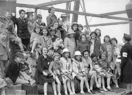 world war two why did australia I was one of those that was evacuated to australia during the war, the children's  overseas reception board i was seven when i went out to australia and came.